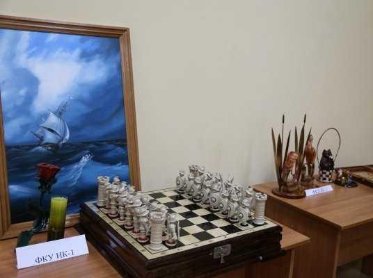 Брянского зека наградили за шахматы из хлеба
