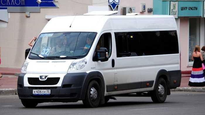 В брянской маршрутке разбилась 16-летняя девушка