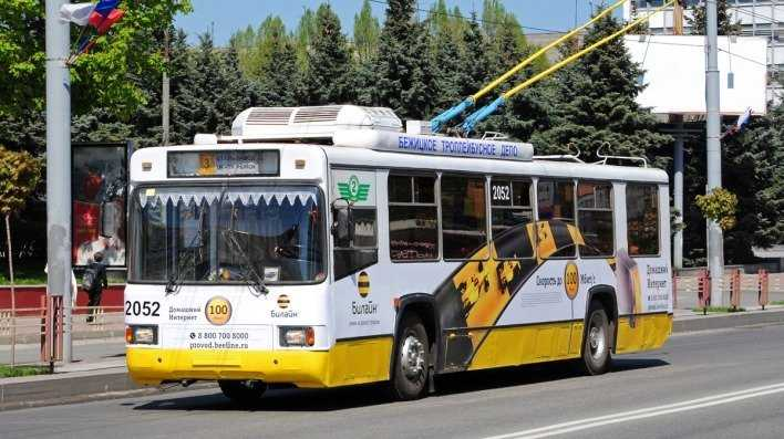 В Брянске 9 мая троллейбусы и автобусы будут ходить до полуночи