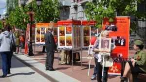 В Брянске 9 мая откроется «Бульвар Победы»