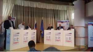 Валуев и Минаков лидируют в интернет-голосовании за участников брянских предвыборов