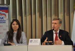 Брянский депутат Виктор Гринкевич: Сегодня выгодно заниматься сельским хозяйством