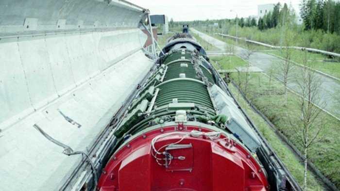 Разрезанным в Брянске ракетным поездам подготовили замену