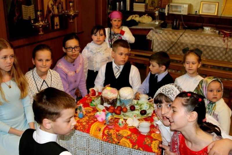 Пасхальные фестивали прошли в благочиниях Брянской Епархии