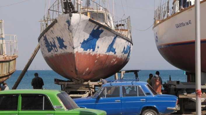 Украина осталась без рыбы и флота