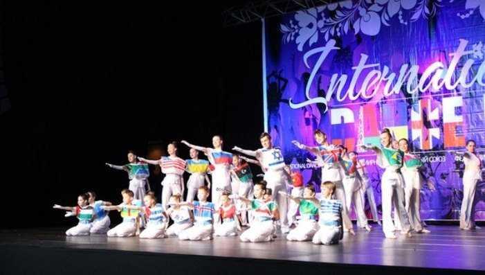Брянцы заняли весь пьедестал всероссийского танцевального турнира