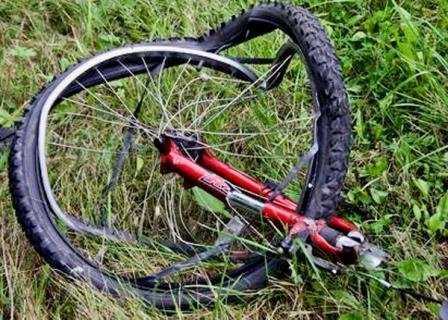 Шальной брянский водитель переломал ребра велосипедисту