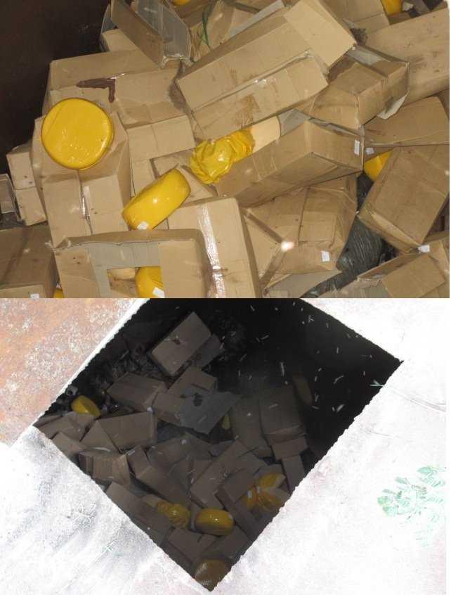 Брянские ветеринары уничтожили 43 пуда негодного сыра