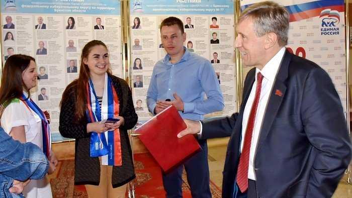 Виктор Гринкевич: Депутат должен быть ближе к народу