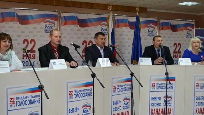 Участники брянских предвыборов завершили споры