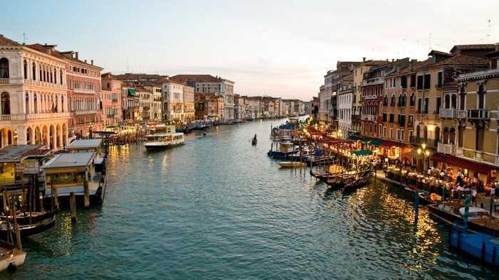Венеция признает Крым частью России
