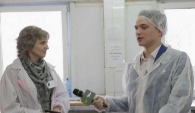 Программа «Магаззино» напугала зрителей брянскими тараканами