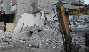 Да сгинула тьма: в Брянске снесли кафе депутата Артамонова