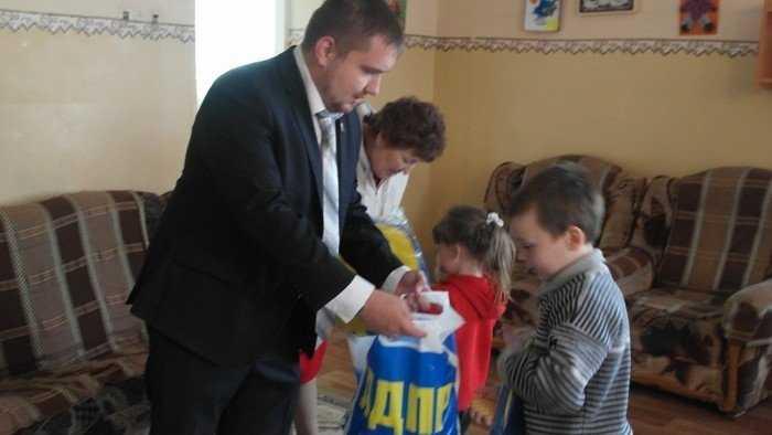 Жители брянского поселка Сеща пожаловались представителю ЛДПР на власть