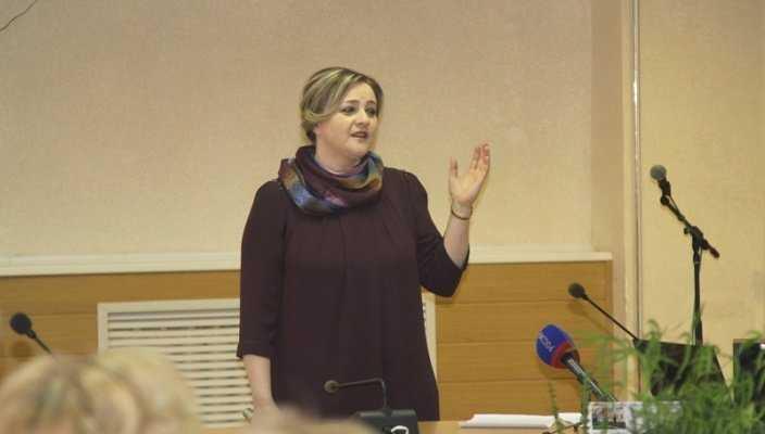 Брянским учителем года стала преподаватель седьмой гимназии Ольга Евсеенко