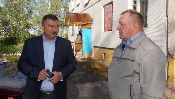 Брянский фермер Василий Клюенков начал готовить специалистов в школе