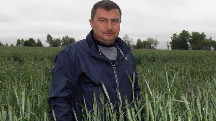 Брянский фермер Василий Клюенков: У наших тружеников — московские заработки
