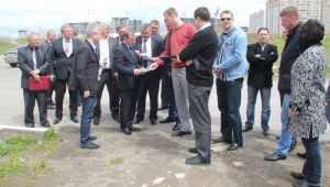 Власти поддержали идею брянцев о создании сквера на улице Горбатова