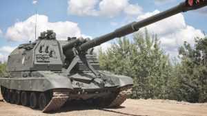В брянском сквере установят военную машину