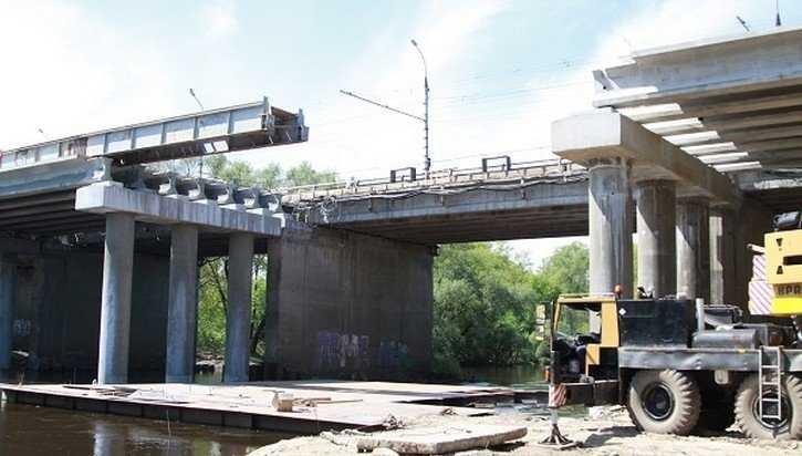 Скоро начнется строительство кольца у Первомайского моста в Брянске