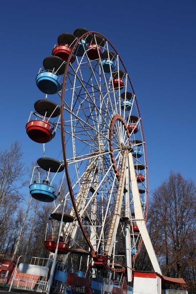 Брянские парки подготовили для горожан программу выходного дня
