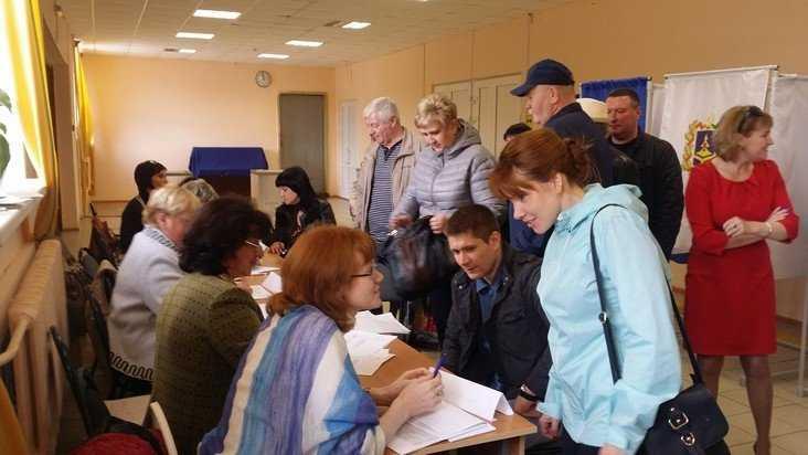 Явка брянских избирателей перевалила за пять процентов