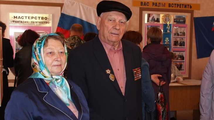 В Брянской области проголосовал 90-летний ветеран Михаил Черкай