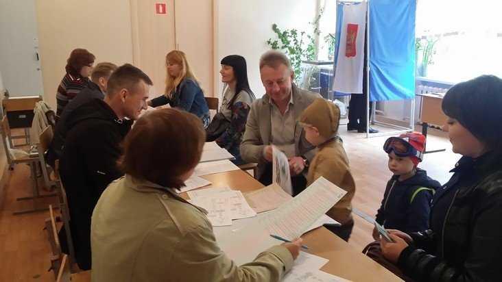 В голосовании приняли участие 87 тысяч брянских избирателей