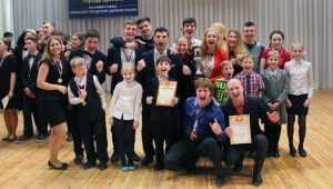 Учеников 17-й школы Брянска признали самыми весёлыми и находчивыми