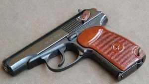 В магазине пьяный брянец похитил с прилавка пистолет