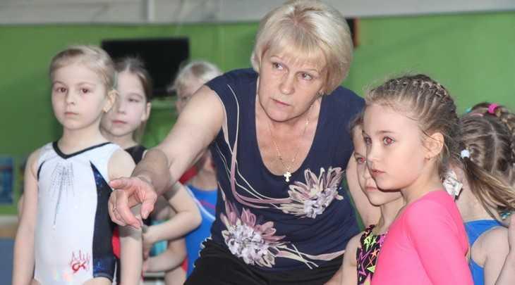 Брянская школа олимпийского резерва представила будущих «звезд»
