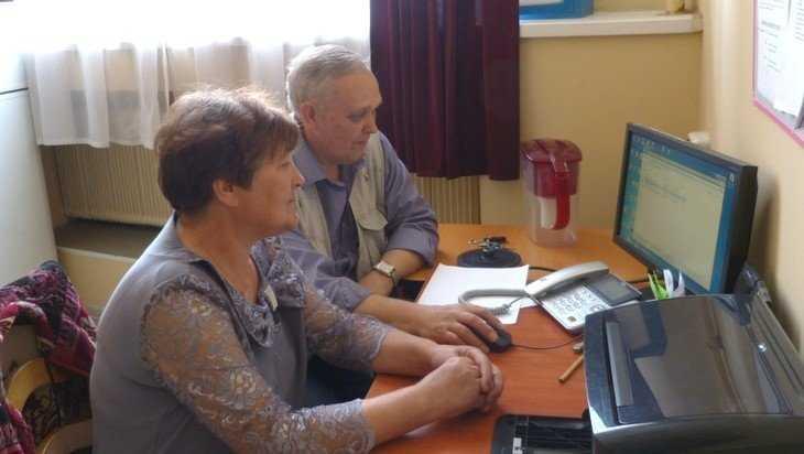 Брянские пенсионеры сразились на чемпионате по компьютерному многоборью