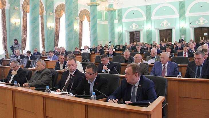Брянские депутаты утвердили мировых судей