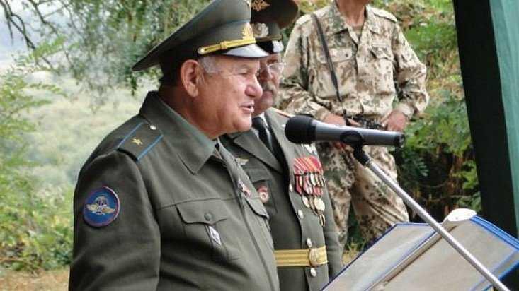У фальшивого брянского генерала Гутермана отобрали форму