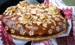 Брянские и итальянские повара испекли пирог