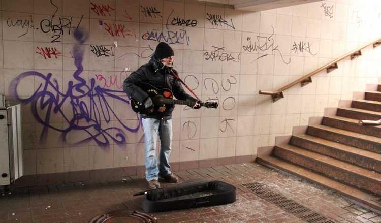 Как строили подземный переход на «Полтиннике» в Брянске