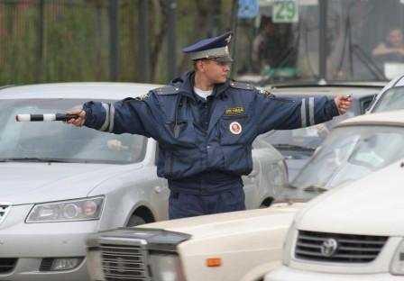 Брянские гаишники сообщили об ограничении движения 9 мая