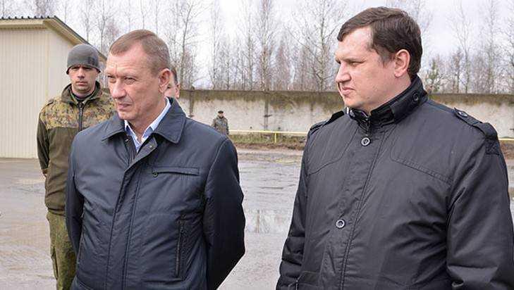 Бывший замначальника управления лесами Карпекин отправлен в колонию