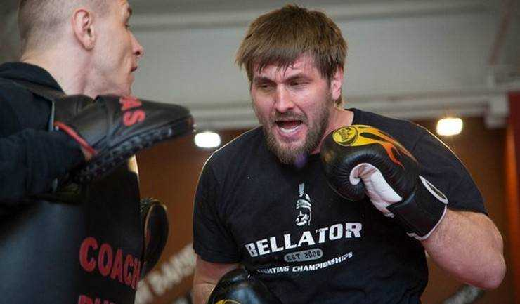 Брянец Минаков: Верну титул чемпиона Bellator, которого меня лишили