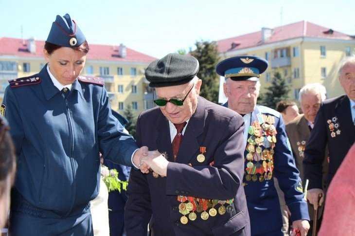 В Брянске выделят жильё 96-летнему ветерану войны
