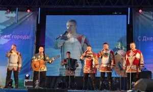 Брянская «Ватага» выступила на калининградской земле