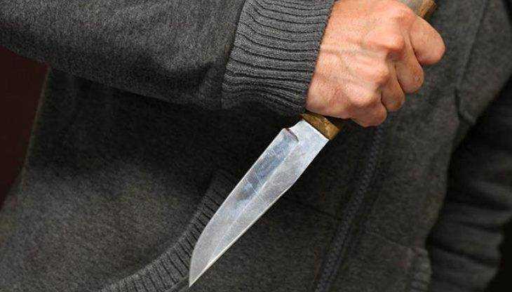 Брянская полиция нашла разбойника, ударившего ножом женщину