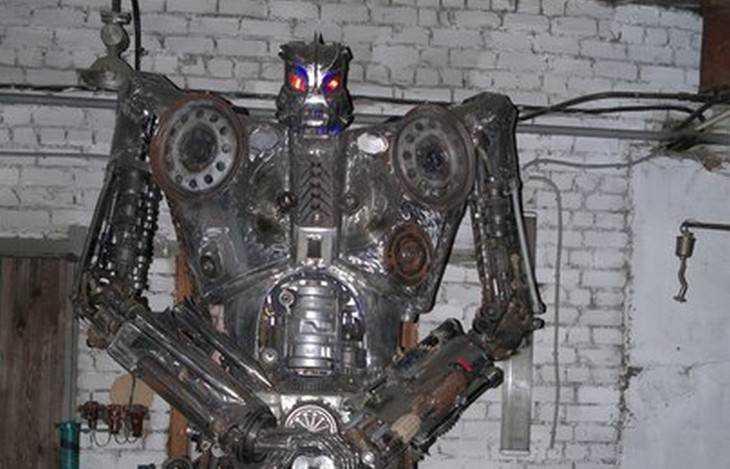 Полку брянских роботов прибыло