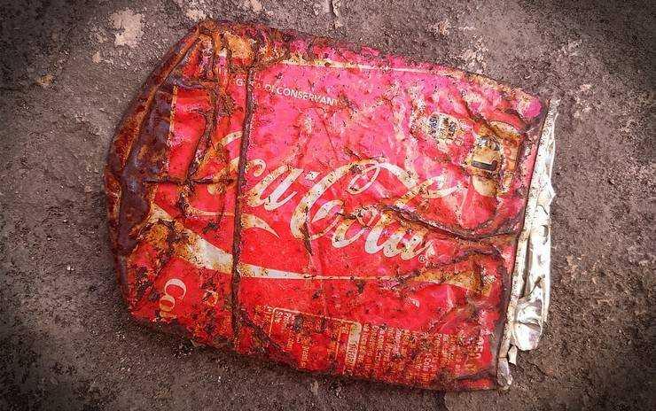 В Орле приостановили выпуск кока-колы