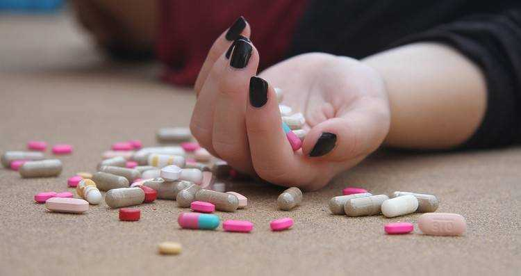 В Брянской области девушка отравилась таблетками
