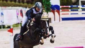 Брянская наездница стала призёром чемпионата России