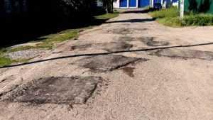 Градоначальнику Брянска указали на безобразия дорожного ремонта