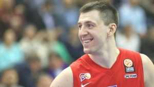 Брянский баскетболист Фридзон в третий раз стал чемпионом России