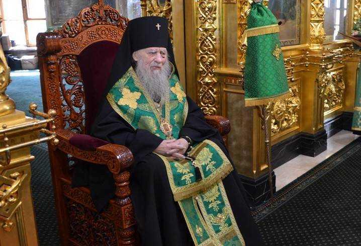 Скончался бывший Брянский и Севский архиепископ Мелхиседек