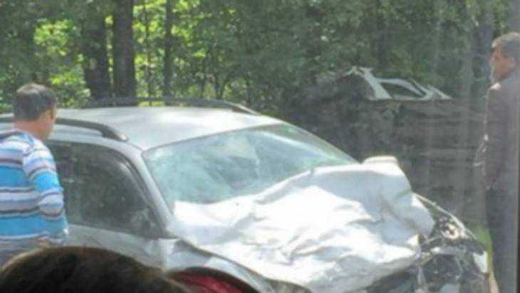 Один человек погиб, несколько пострадали в ДТП под Брянском